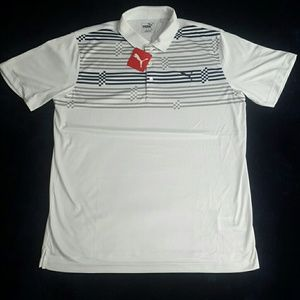 NWT PUMA GOLF POLO